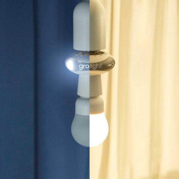 The Gro Company Gro-Light Night Light - Easy Fit, 1 Click Night Light, 2 Click Main Light - Dream Child Emporium  - 1