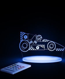 Race Car | Aloka Night Light