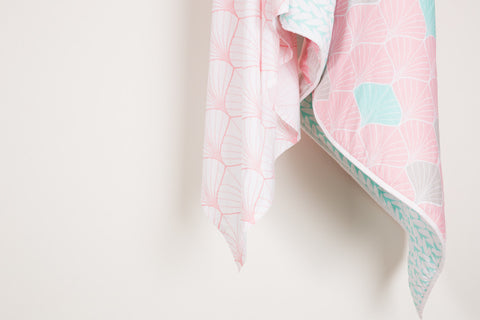 Blush Baby Cot Sheet Set and Quilt Combo | Baby Boss