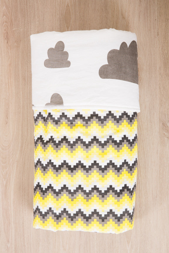 Dream Baby Reversible Quilt | Baby Boss - Dream Child Emporium  - 3