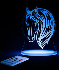 Horse | Aloka Night Light - Dream Child Emporium  - 2