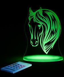 Horse | Aloka Night Light - Dream Child Emporium  - 3