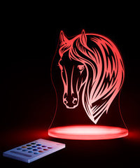 Horse | Aloka Night Light - Dream Child Emporium  - 5