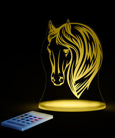 Horse | Aloka Night Light - Dream Child Emporium  - 6