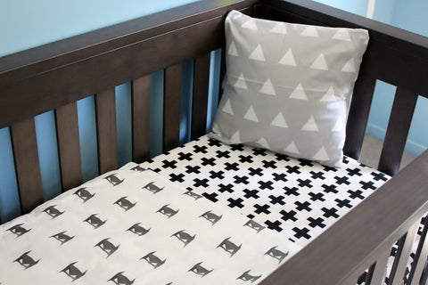 Batman Cot Quilt | Little Windsor
