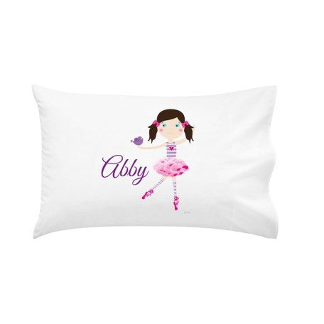 Dancer | Personalised Pillow Case
