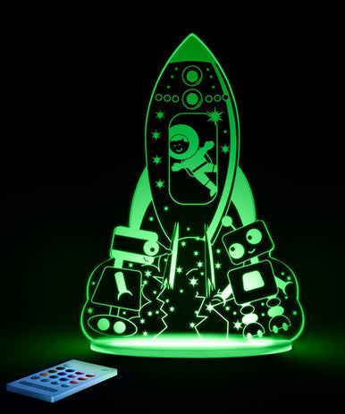 Rocketship | Aloka Night Light