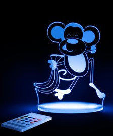 Monkey | Aloka Night Light