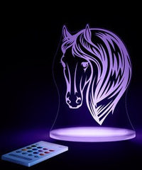 Horse | Aloka Night Light - Dream Child Emporium  - 1