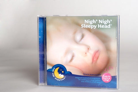 Nigh' Nigh' Sleepy Head sleep music | CD | Nigh Nigh Sleepy Head