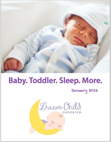 Baby. Toddler. Sleep. More. E-BOOK (PDF)