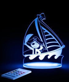 Pirate | Aloka Night Light