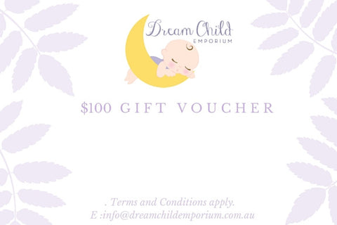 Gift Voucher $100 | Dream Child Emporium
