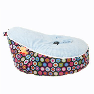 Mini Beanz Blue Bubble Bean Bag