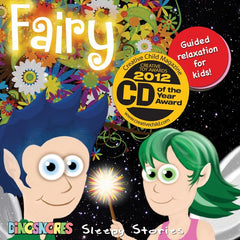 Fairy | Sleep CD for School Kids | Dinosnores - Dream Child Emporium