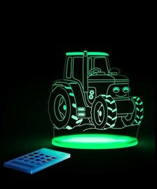 Tractor | Aloka Night Light