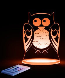 Owl  | Aloka Night Light