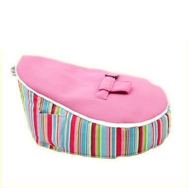 Stripey Pink | Bean Bag| Mini Beanz®
