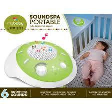 Homedics Sound Spa Portable