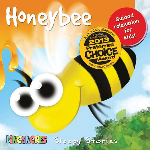 Honeybee | Sleep CD for School Kids | Dinosnores