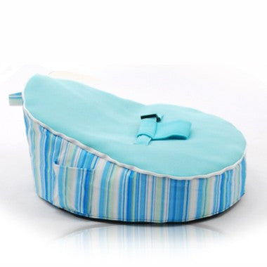 Stripey Blue | Bean Bag | Mini Beanz®