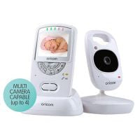 ORICOM SECURE | 710 SC710 2.4GHZ WIRELESS VIDEO BABY MONITOR
