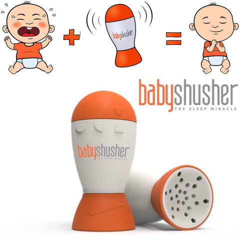 Baby Shusher - The Sleep Miracle