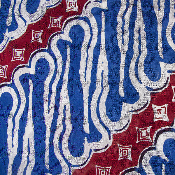 SANSKARA BLUE & RED