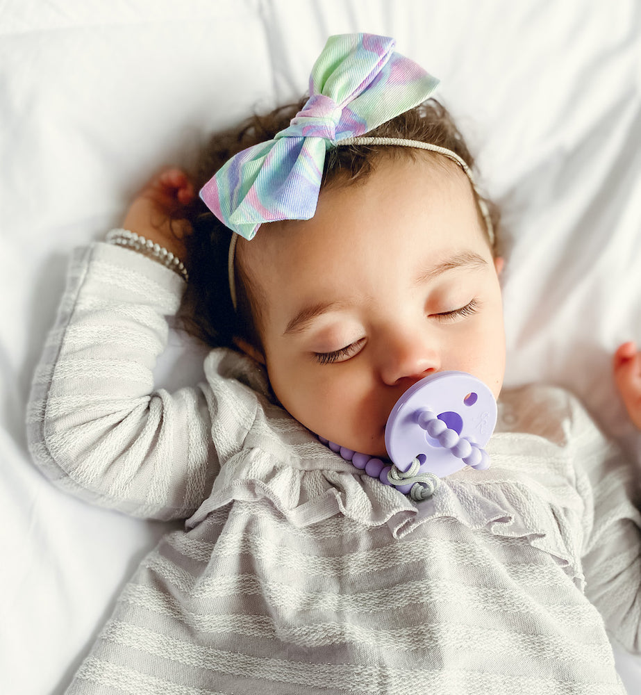 How To Teach Your Baby to Self-Soothe with a Pacifier - The Binky Game