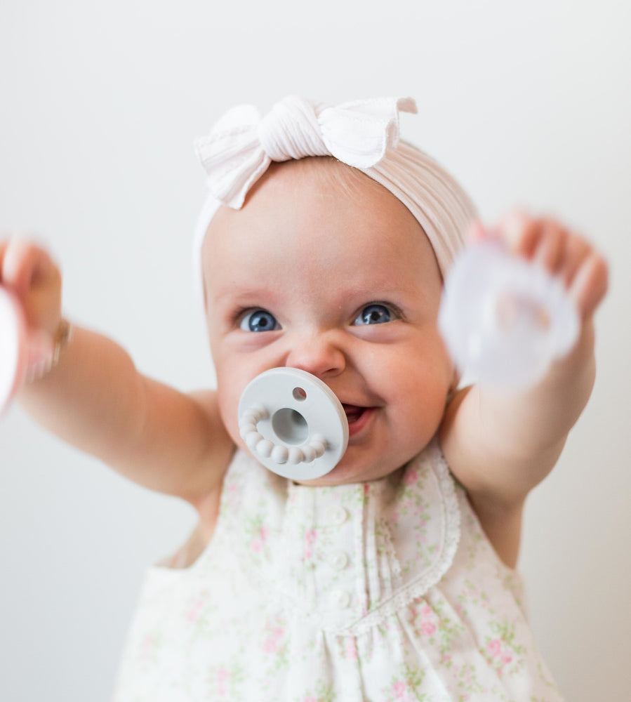 Pacifiers & Teeth - A Dentist Weighs In