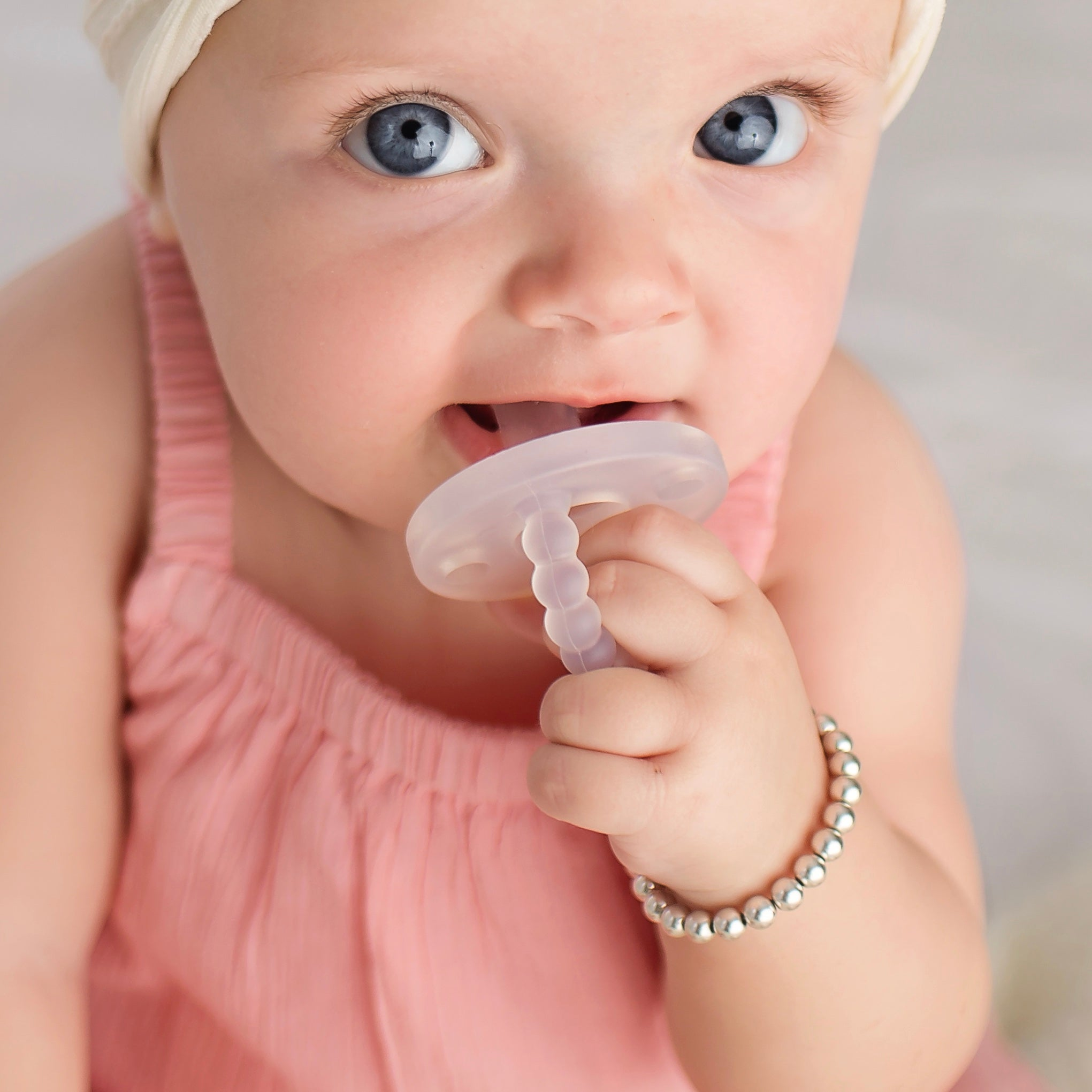 first cutie pat pacifier