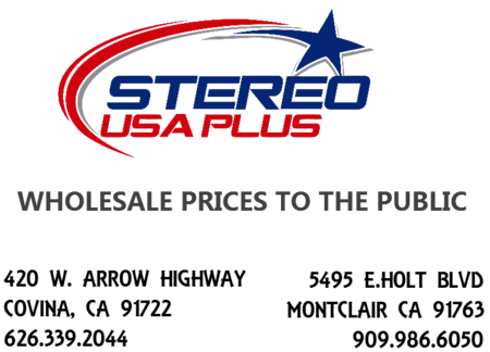 STEREO USA PLUS