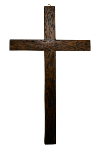 Wooden (Merbau) Cross