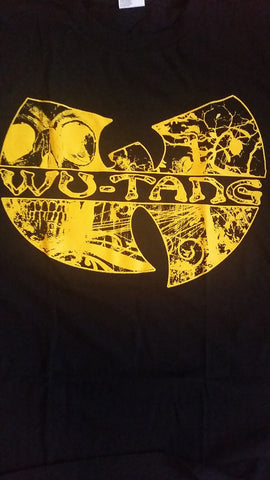 Wu Tee (Black/Yellow)