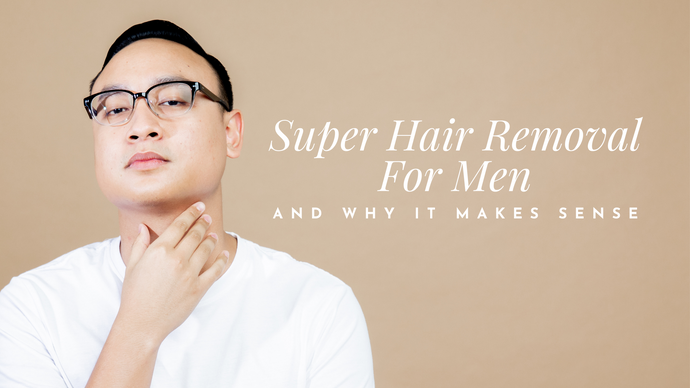 Why are Singaporean men going hairless?