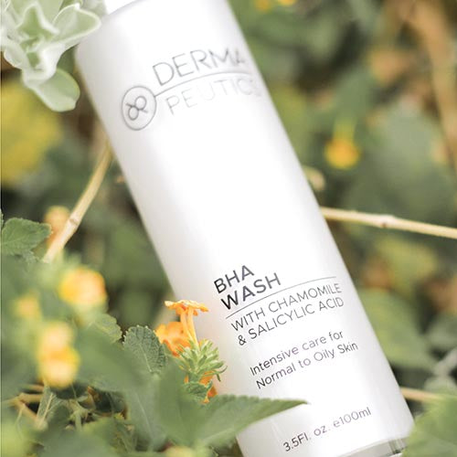 Dermapeutics BHA Cleanser at MEROSKIN