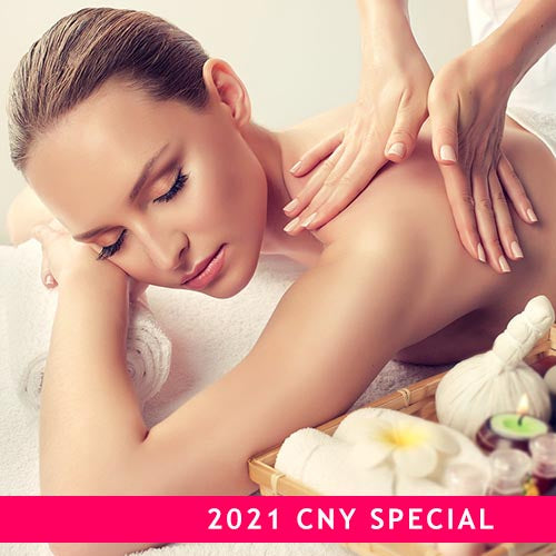 Deep Tissue Body Massage (90mins) CNY Special at MEROSKIN