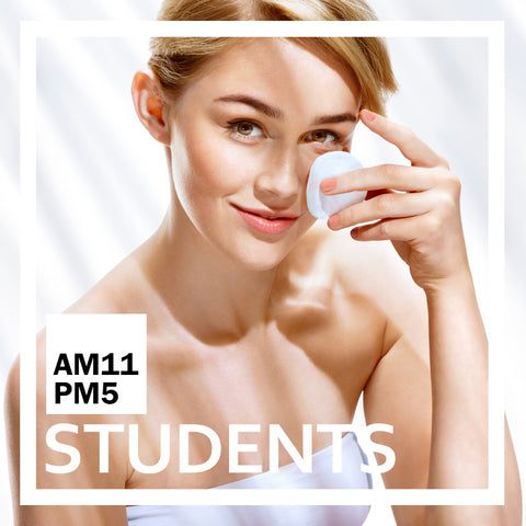 Face - Hydro Nourishing Facial for STUDENTS (1st Trial, 60 mins)