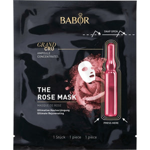 Grand Cru The Rose Ampoule Sheet Mask at MEROSKIN