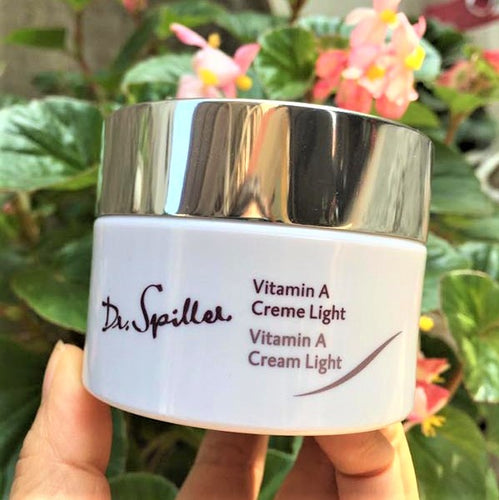 Vitamin A Cream Light at MEROSKIN