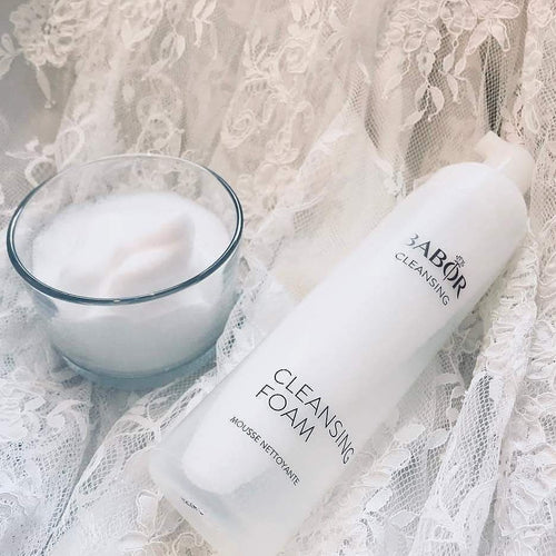Cleansing Foam at MEROSKIN