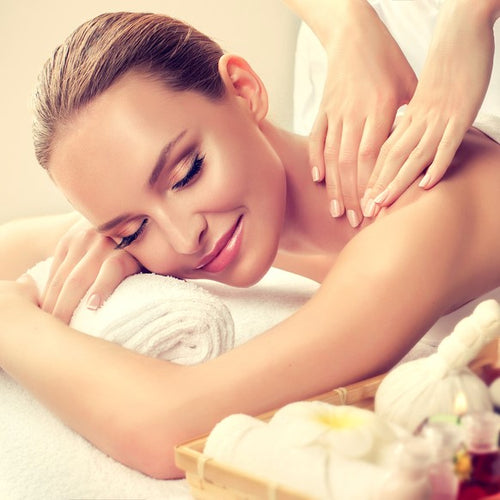 Deep Tissue Body Massage (60 mins) at MEROSKIN