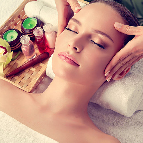 Aromatic Body Massage (90 mins) at MEROSKIN