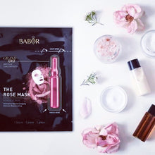 Load image into Gallery viewer, Grand Cru The Rose Ampoule Sheet Mask at MEROSKIN