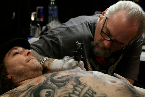 jack rudy tattooing