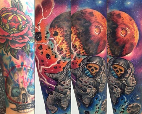 Cool Coverups Tattoo Ink Colour Sets Supplier Uk
