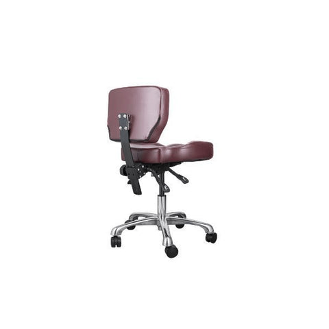 Tatsoul 270 Artist Chair - Ox Blood - magnumtattoosupplies