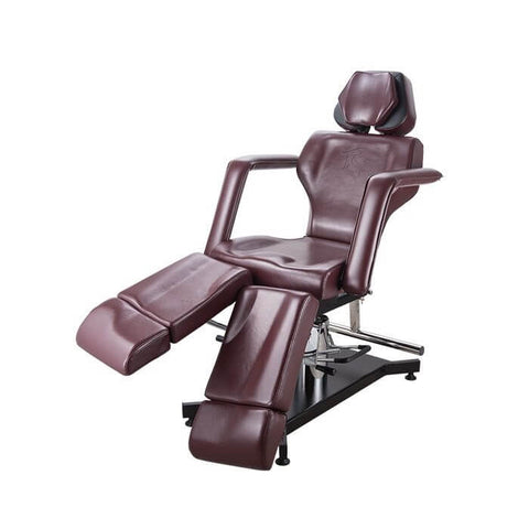 570 TATsoul Client Chair - Ox Blood - magnumtattoosupplies