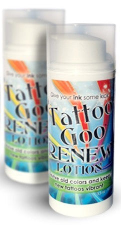 Tattoo Goo Renew Lotion
