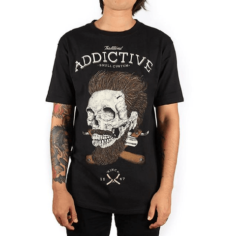 Barber Lee T-Shirt by Addictive Clothing - magnumtattoosupplies